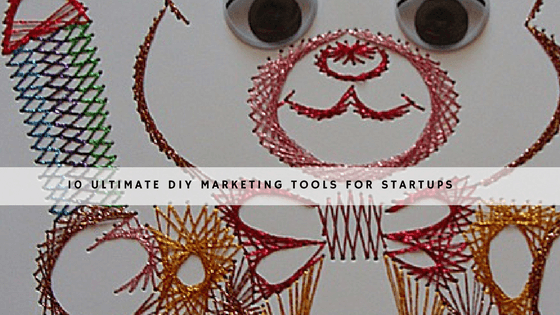 Ultimate DIY Marketing Tools for Startups header