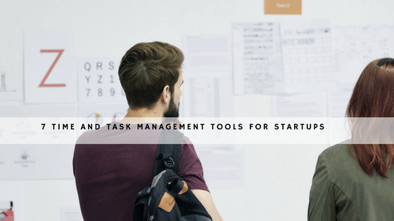 7 time and task management tools for startups header