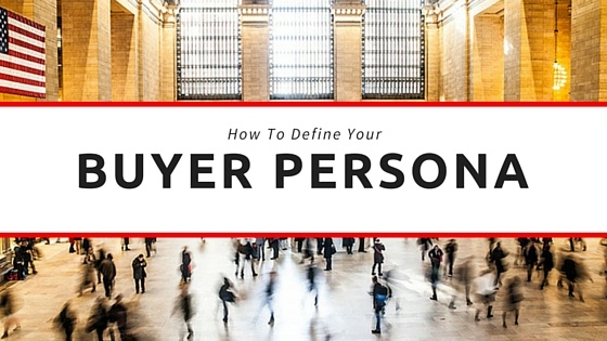 How to Define your Buyer Persona header