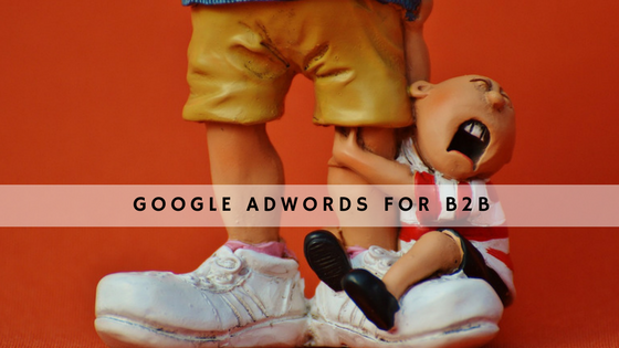 Google AdWords For B2B header