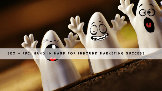 SEO + PPC: Hand in Hand for Inbound Marketing Success header