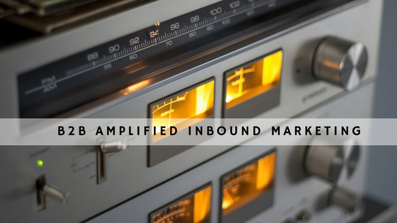 b2b amplified inbound marketing header