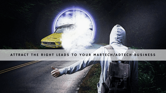 attract the right leads header