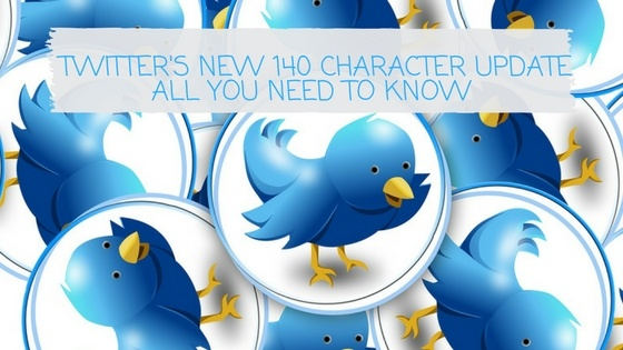 ways to take advantage of Twitter's new 140 character