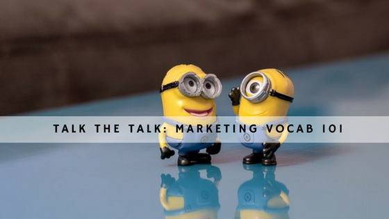 marketing vocab header