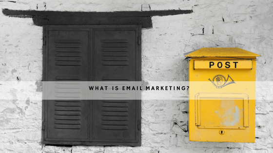 what is email marketing header