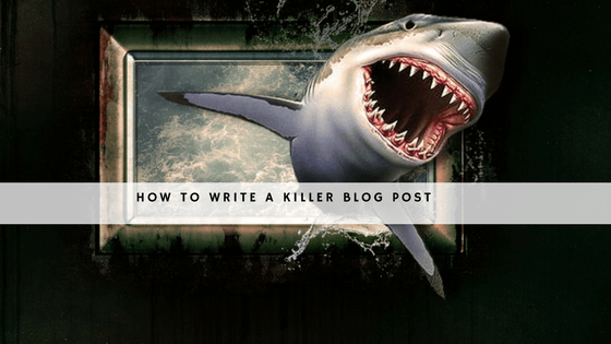 How to Write a Killer Blog Post Header