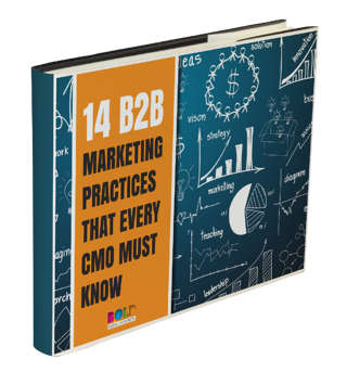 14 B2b Marketing Practices eBook Cover