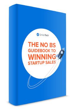 No BS guidebook to winning startup sales