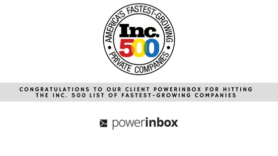 powerinbox inc 500 list header